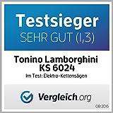 Tonino Lamborghini KS 6024 Elektro-Kettensäge - 3
