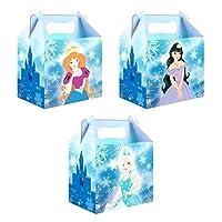 Henbrandt 12 x Princess Lunch Boxes