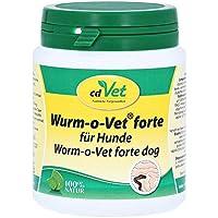 cdVet Naturprodukte Wurm-o-Vet forte Hund 75g