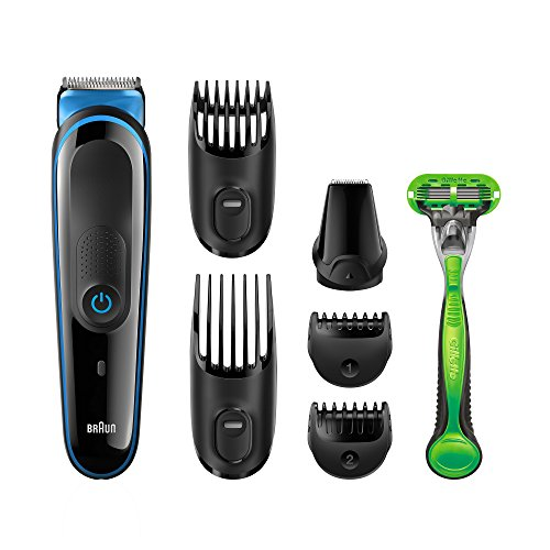 Braun MGK3040 - 7-in-One Multi Grooming Kit