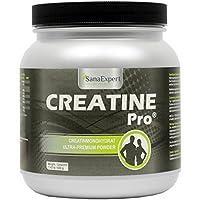 Preisvergleich für SanaExpert Creatine Pro (Creapure ®), Sportgetränk für 215 Portionen, 100% Creatin Monohydrat, Kreatin-Pulver,...