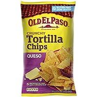 Nachos Old el Paso Queso Tortillas Chips - 185 gr