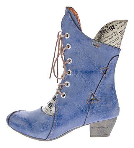 TMA - Stivali Donna Blau