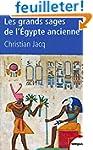 Les grands sages de l'Egypte ancienne