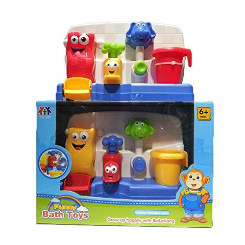 rhahn Wasser Spray Bad Spielen Spielzeug Bad Dusche Badewanne Badewanne Spielzeug Für Kind Geschenk Cartoon ()