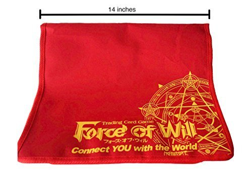 Force of Will TCG: Messenger Bag -The Moonlit Savior, limited edition bag by Force of Will, Trading Card Game (Limited Messenger Edition)