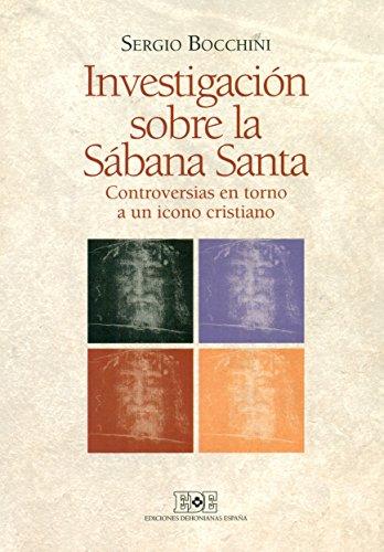 Investigación sobre la Sábana Santa por Sergio Bocchini