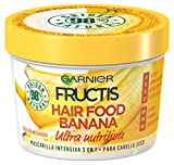 Garnier Fructis Hair Food Banana Mascarilla 3 en 1-390 ml