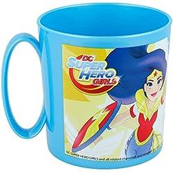 Superhero Girls Taza plastico Micro 350ml (STOR 87804)
