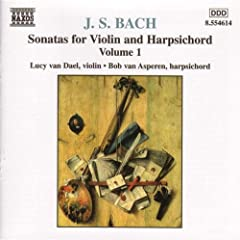 Sonata No. 3 for Violin and Harpsichord in E major, BWV 1016: IV. Allegro