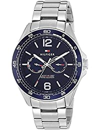 Tommy Hilfiger Analog Blue Dial Men's Watch - TH1791366J