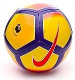 Nike Pitch Premier League Ballon de football 2017/2018 4 Yellow/Purple/Pink