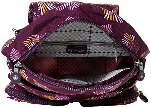 Kipling - Firefly N, Zaini Donna Multicolore (Herridage Fl)