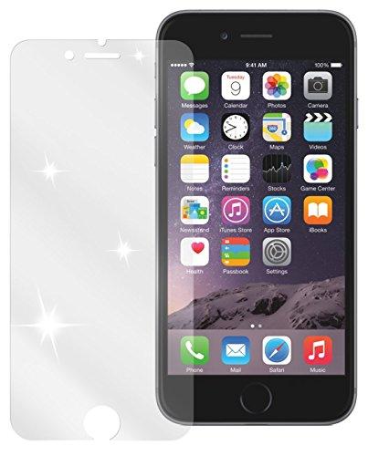 dipos Apple iPhone 6 (4,7 Zoll) Schutzfolie (6 Stück) - kristallklare Premium Folie Crystalclear