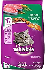 Whiskas Tuna, Dry Food Adult, 1+ years, 7kg