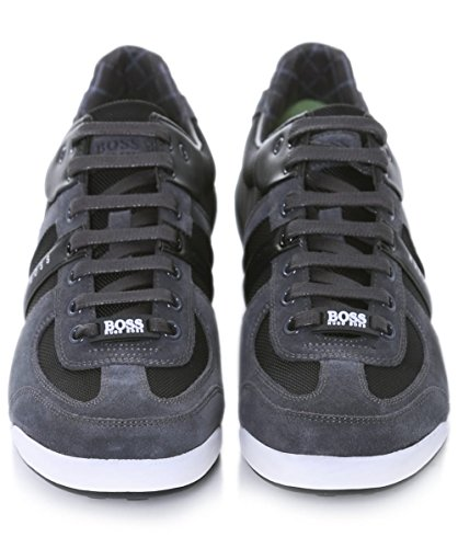 Boss Green Akeen Uomo Sneaker Grigio Grau