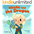 Book for Kids : Khalie and the Dragon: (Rhyming, Poems, Children's Picture Book, Dragon Books for Kids, Girl and Dragon) (friendship books for kids 1)