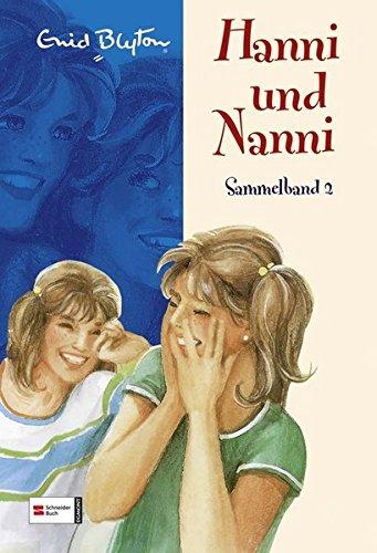 Preisvergleich Produktbild Hanni & Nanni Sammelband 02