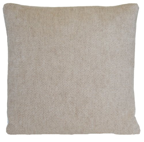 I cuscini, di colore Beige, Cuscino decorativo, copriletto, in tessuto ciniglia Bovary Nina Campbell