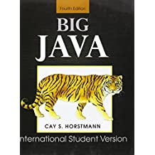 Big Java: for Java 7 and 8 by Cay S. Horstmann (2010-02-02)