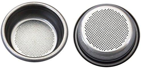 Colador/filtro 2tazas para Rancilio Cafetera expreso