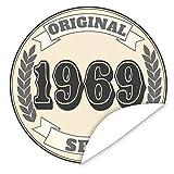 Original seit 1969 - Aufkleber - INKL.