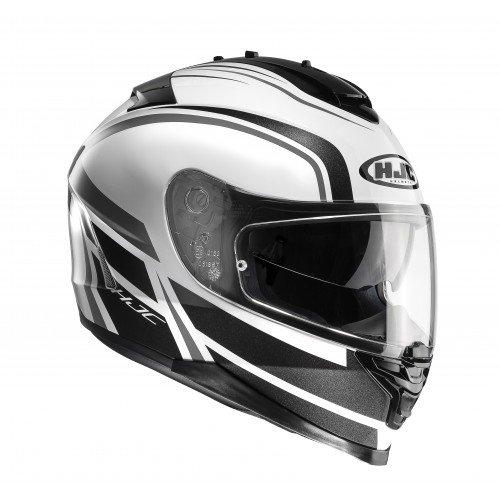 Preisvergleich Produktbild HJC Motorradhelm IS-17 Cynapse MC5, Noir/Transparent, Größe L