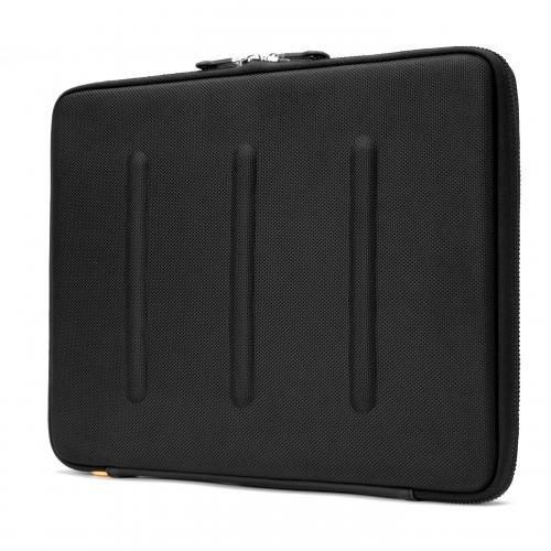 booq Viper hardcase 13 VHC13-GFT für MacBook Air und Pro (Retina) 13-Zoll graphite (Space Mouse Pro Wireless)