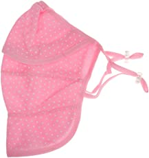 Phenovo Breathable Sun UV Block Mask Protection Neck Face Sports Wear Pink Dots