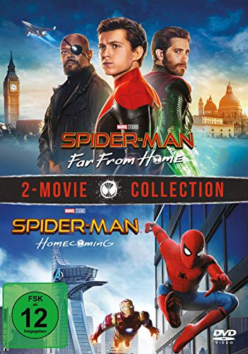 Spider-Man: Far from home & Spider-Man: Homecoming [2 DVDs]
