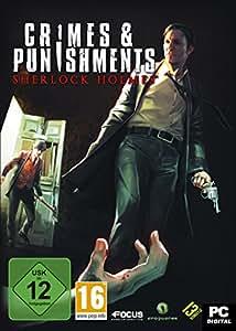 Sherlock Holmes: Crimes & Punishments [PC Steam Code]