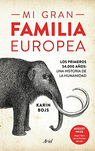 Mi gran familia europea (Ariel) por Karin Bojs