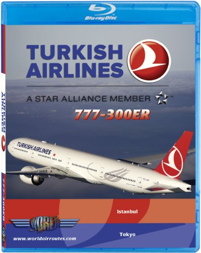 Turkish Airlines 777 Blu ray