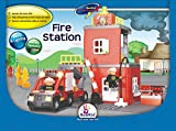 Building Blocks, Fire Station. Battery O...