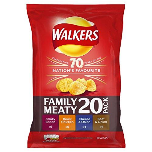 Walkers Meaty...