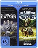 Doppel-BD: Sherlock Holmes & The Land that time forgot [Blu-ray]