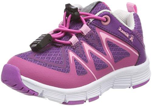 Kamik Mädchen Charge Sneaker, Violett (Plum-Prune), 27 EU