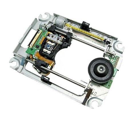 PS3 Playstation 3 Slim KEM 450AAA Laufwerk mit Laser Einheit - Laser Linse auf Schienen