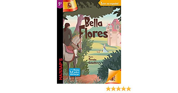 Amazon Fr Bellaflor Caballero Fernan Livres