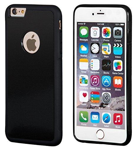 KSS Anti Gravity pour iPhone & Samsung–antigra vitations Housse de support universel, Cette housse se pose partout grâce au Effet Nano, extrêmement Tenue extra-forte, iPhone 6Plus, 6S Plus, 7, plus