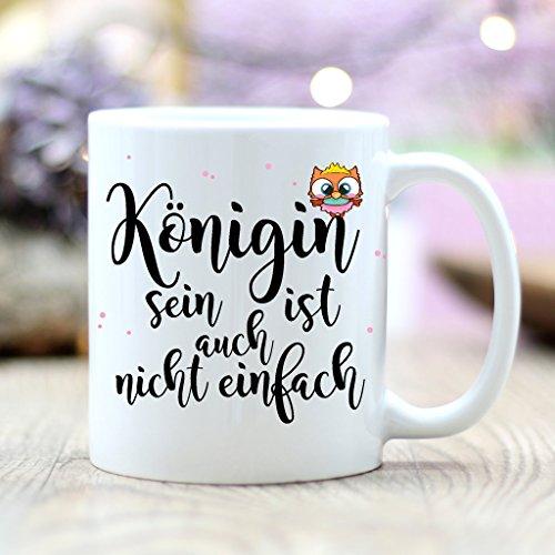 Wandtattoo Loft® Bedruckte Keramiktasse Lustiger Spruch