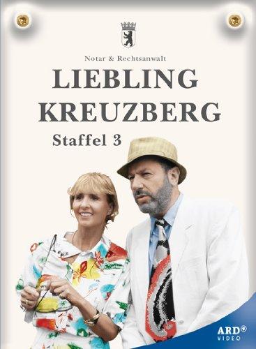 Liebling Kreuzberg - Staffel 3 [3 DVDs]