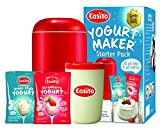 EasiYo Home-made Yoghurt Making Kit. Includes Maker, Jar & 2 Sachets by EasiYo