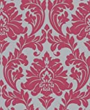 Cheapest 'Graham & Brown Luxury 418 Non-Woven Wallpaper Collection Majestic Majestic on