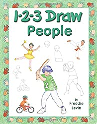 1-2-3 Draw People: A Step-By-Step Guide