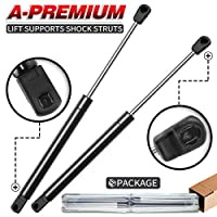 A-Premium Hood Lift Supports Shock Struts Replacement for Ford Crown Victoria Grand Marquis 1998-2011 2-PC