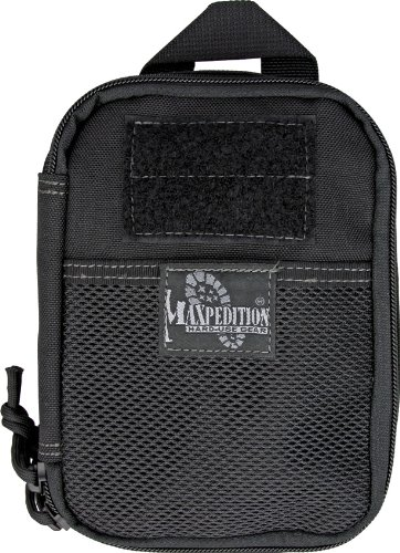 Maxpedition, praktische Tasche Fatty, schwarz (schwarz) - MAXP-261-B -