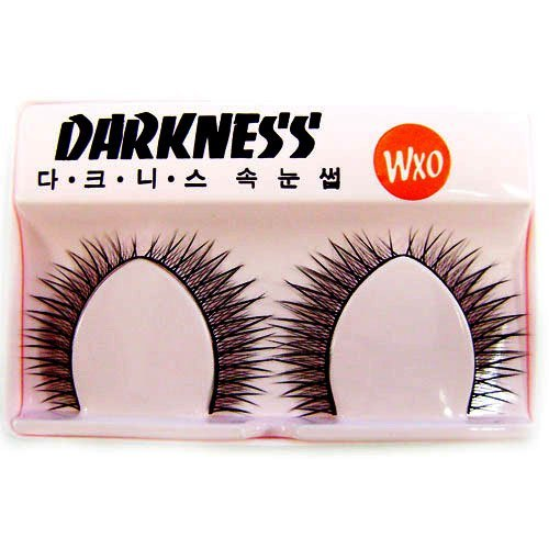 Darkness False Eyelashes WXO by False Eyelashes WXO