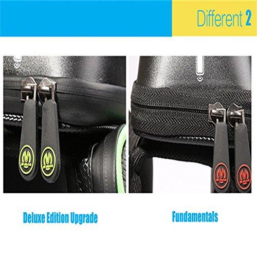 West Biking Radfahren Rahmen-Bike Tube Panniers Fahrrad Head Tube Tasche Double Bag Tasche Halter mit 15,7cm großes Display Blau - blau