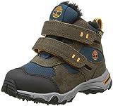 Timberland Unisex-Kinder Ossipee Mid 2 Schuhe mit Klettband, Marron (Canteen), 24 EU
